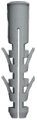 UPA-L hmoždinka standard.s lemem 5x025