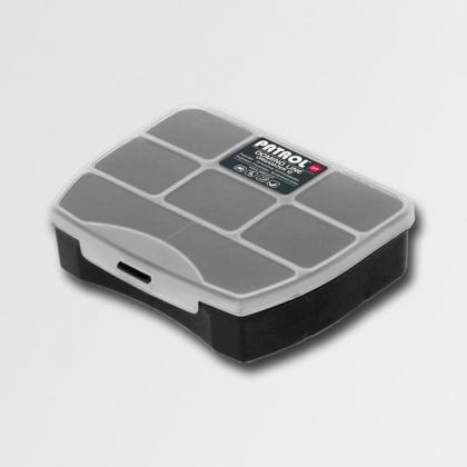 Box plastový 120x100x30mm