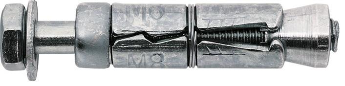 MSS Ocelolit. kotva M 12x75