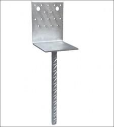 Patka L s trnem 120x120 (81PL1)