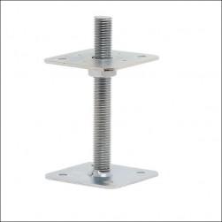 Patka pilíře s deskou pevnou M24x250 110x110 (81PP8)