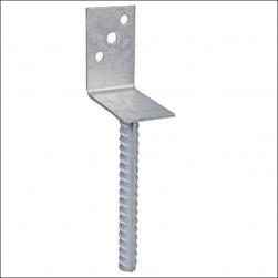 Patka L úzká s trnem 100x60 (81PL5)